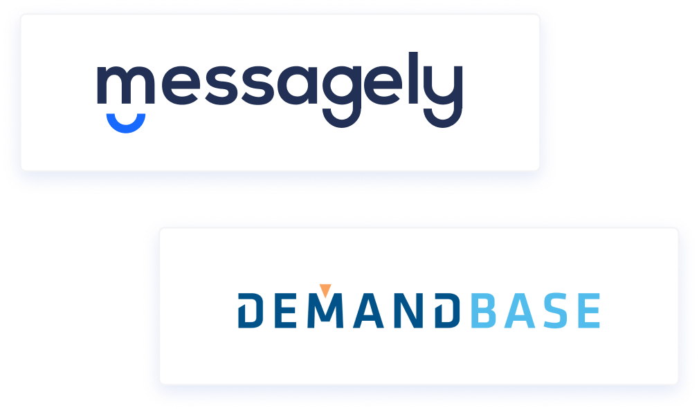 messagely demandbase integration