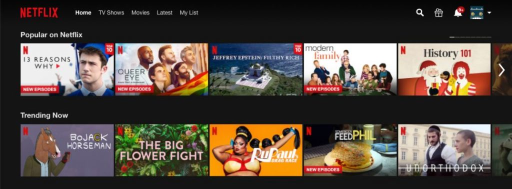 Netflix aha moment is narrowed down to giving its users something to watch, immediately.
