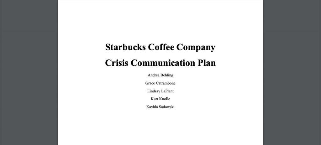 Screenshot-of-the-Starbucks-Coffee-Company-Crisis-Communication-Plan