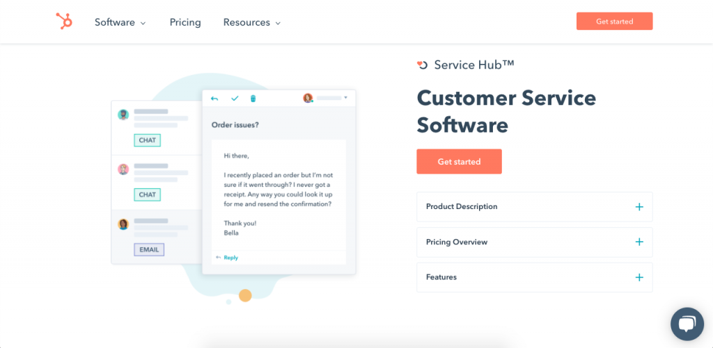 HubSpot's new customer service platform is a great option for any business looking to manage their customer interaction and learn from the data.