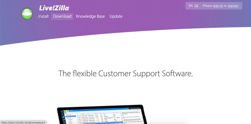 LiveZilla is an affordable and widely used help desk software that's perfect for companies of all sizes.