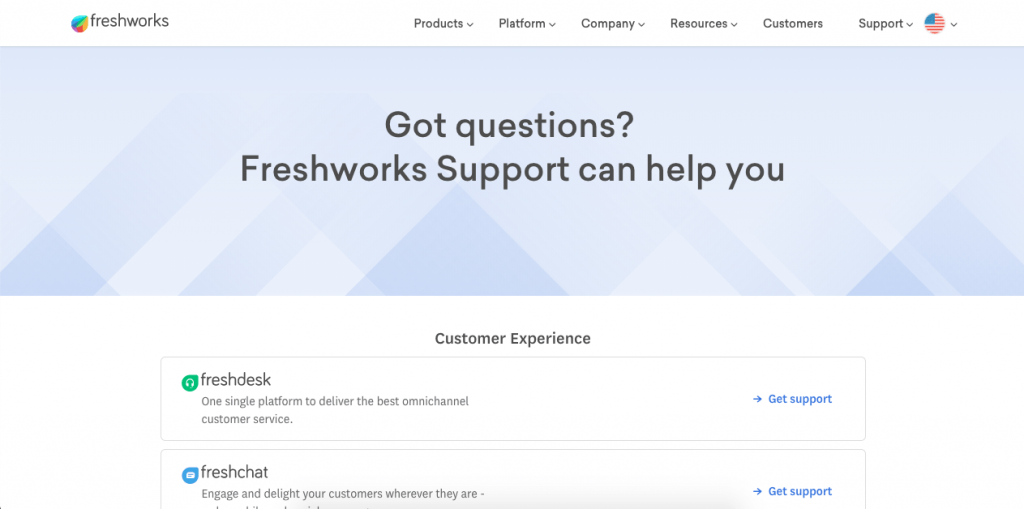 Zendesk and Freshdesk are built to help you provide better customer support