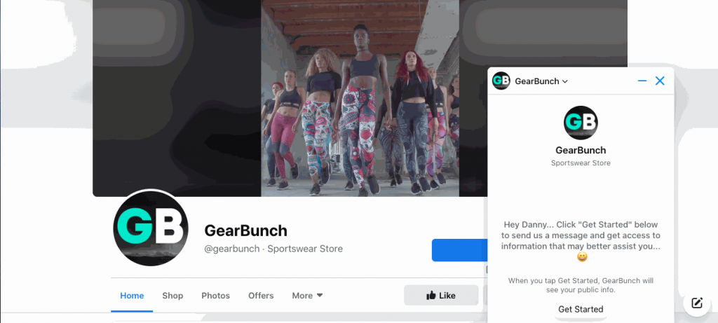GearBunch is a sportswear company that stands out from the rest with its eye-catching prints.